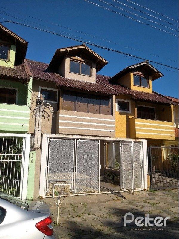 Terraço Casa em Condomínio   à Venda Jardins do Prado, Porto Alegre (Código 8129)